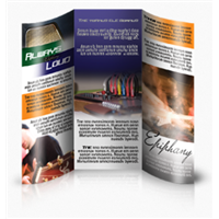 Brochures and Newsletters