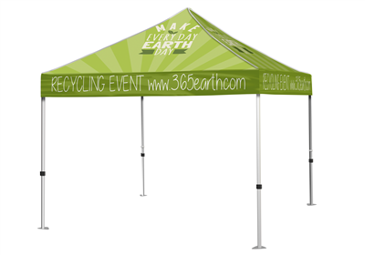 Branded Pop Up Tent