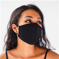 3 Pack 3D Toggle Face Mask