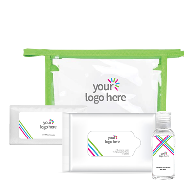 Premium Branded Personal Wellness Kit